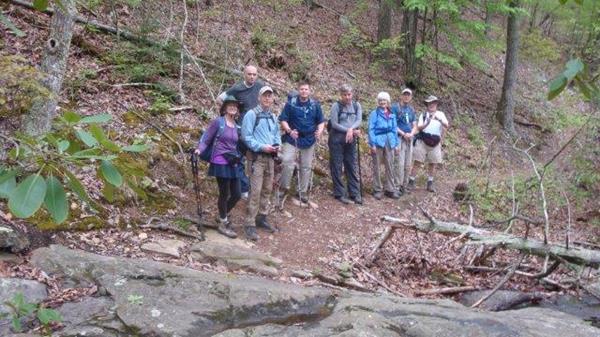 Hike # 1 4-30-13