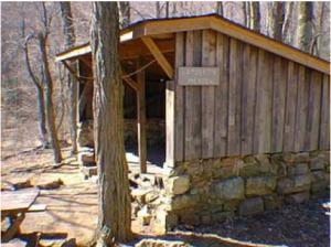 Lamberts Meadow shelter