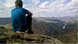 Angels Rest 4.26.16 with arrow