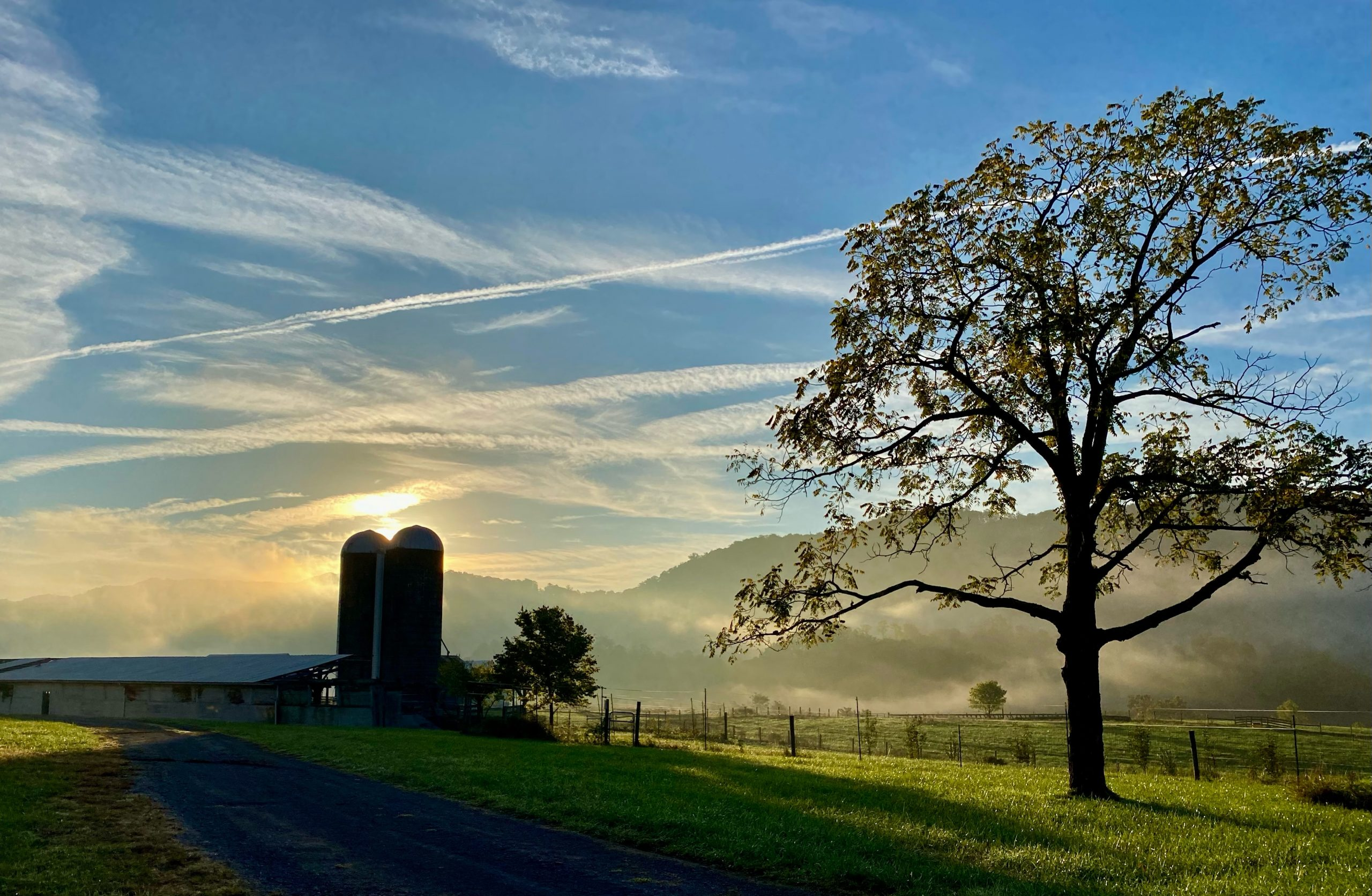 Catawba Greenway: new parking for McAfee Knob and a new loop trail!